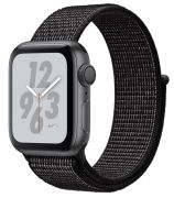 Apple Watch Series 4 Nike+ GPS 40 mm mit Sport Loop