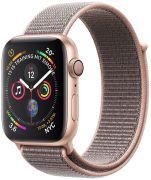 Apple Watch Series 4 GPS + Cellular 40 mm Aluminiumgehäuse mit Sport Loop (MTVH2FD/A)