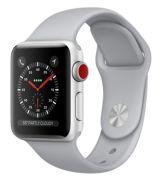 Apple Watch Series 3 GPS + Cellular 38 mm Aluminiumgehäu