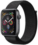 Apple Watch Series 4 GPS 44 mm Alu Sport Loop (MU6E2FD/A