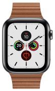 Apple Watch Series 5 GPS + Cellular 44 mm Edelstahl