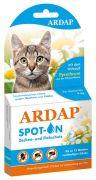 Ardap Spot-On Katzen 1-4 kg 3 x 0,4 ml