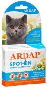 Ardap Spot-On Katzen über 4 kg 3 x 0,8 ml