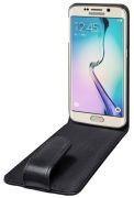 Artwizz SeeJacket Leather Flip Galaxy S6 edge