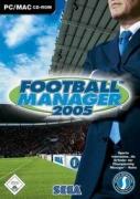 Atari Football Manager 2005 PC