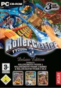Atari Rollercoaster Tycoon 3 - Deluxe PC