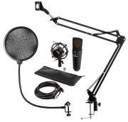 Auna MIC-920B USB Mikrofon-Set V4