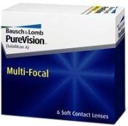 Bausch & Lomb PureVision Multifocal 6er