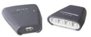 Belkin USB-Switch 4x1 (F1U401ea)