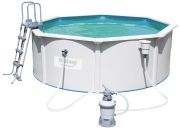 Bestway Hydrium Stahlwand Pool Set 360 x 120 cm (56574)