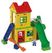 BIG Play Bloxx Peppa Pig Peppas House