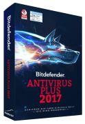 Bitdefender Antivirus Plus 2017 (3 User, 3 Jahre)