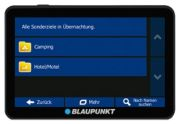 Blaupunkt Travelpilot 54 Camping EU LMU