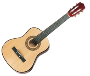 Bontempi Holzgitarre