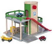 Brio Parkhaus Straßen&Schienen