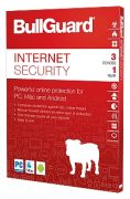 Bullguard Internet Security 2018 (3 User, 1 Jahr)