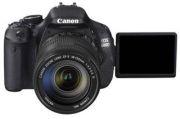 Canon EOS 600D + EF-S 18-55 IS II