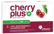 Cellavent Healthcare GmbH Cherry Plus+ 100 % Montmorency Sauerkirschen Kapse