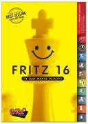 Chessbase Fritz 16  - Der will nur spielen! PC