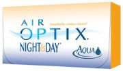 Ciba Vision Air Optix Night & Day Aqua 6 Stück