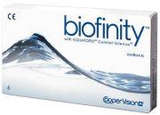 Cooper Vision Vision Biofinity 6 Stück