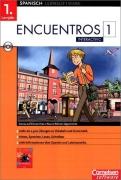 Cornelsen Encuentros - Spanisch 1. Lernjahr