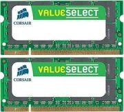 Corsair SO-DIMM DDR2-RAM 4GB PC2-5300 Kit VS4GSDSKIT667D2