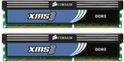 Corsair XMS3 DDR3-RAM 8GB PC3-10600 Kit (CMX8GX3M2A1333C9)