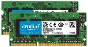 Crucial SO-DIMM DDR3-1600 8GB Kit (CT2KIT51264BF160B)