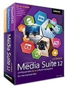 Cyberlink Media Suite 12 Ultra Home & Student