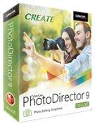 Cyberlink PhotoDirector 9 Deluxe