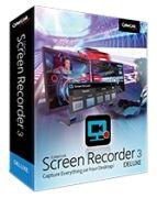 Cyberlink Screen Recorder 3 Deluxe