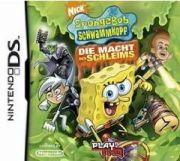 THQ SpongeBob - Die Macht des Schleims DS