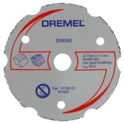 Dremel DSM20 Mehrzweck-Karbidtrennscheibe (DSM500)