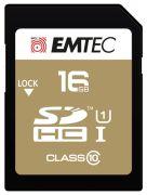 Emtec microSDHC Elite Gold+ Class 10 16GB