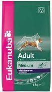 Eukanuba Adult Medium 3 kg