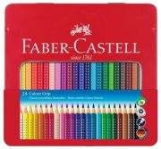 Faber-Castell Colour Grip 24er Metalletui