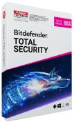 Bitdefender Total Security Multi-Device 2019 (5 User, 1 Jahr)