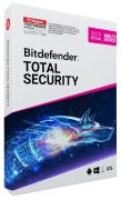 Bitdefender Total Security Multi-Device 2019 (5 User, 2 Jahre)