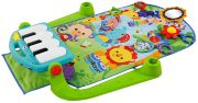 Fisher Price Rainforest Piano-Gym