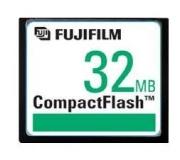 Fujifilm CompactFlash 32MB