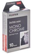 Fujifilm Instax Mini Monochrome Film 1 x 10