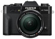 Fujifilm X-T20 + Fujinon XF 18-55 mm F2.8-4 R LM OIS