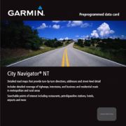 Garmin City Navigator Europe NT UK & Ireland