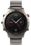 Garmin Fenix Chronos Titan mit Hybrid-Titan-Armband