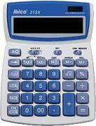 GBC Tischrechner 212X