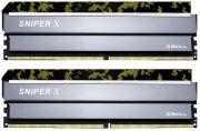 G.Skill DDR4-3600 16GB Sniper X Kit (F4-3600C19D-32GSXKB)