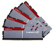 G.Skill DDR4-RAM 16GB PC4-25600 TridentZ Kit (F4-3200C16Q-16GTZB)