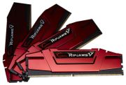 G.Skill DDR4-RAM 32GB PC4-17000 Ripjaws V Kit (F4-2133C15Q-32GVR)