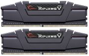 G.Skill DDR4-RAM 16GB PC4-25600 Ripjaws V Kit (F4-3200C16D-16GVKB)